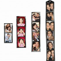 Vertical Filmstrip Wave Picture Frames