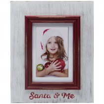 Wholesale Santa and Me Picture Frames for Christmas