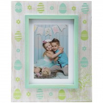 Wholesale Easter Wood 4x6 5x7 Photo Frame
