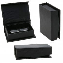 Wholesale black flash drive boxes