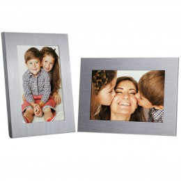 "2.5"" x 3.5"" Silver Picture Frames"