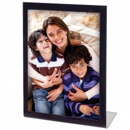 Black Bent Easel Frame