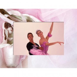 Ballet Paper Picture Frame
