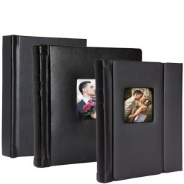 Repositionable Self-Stick Photo Albums