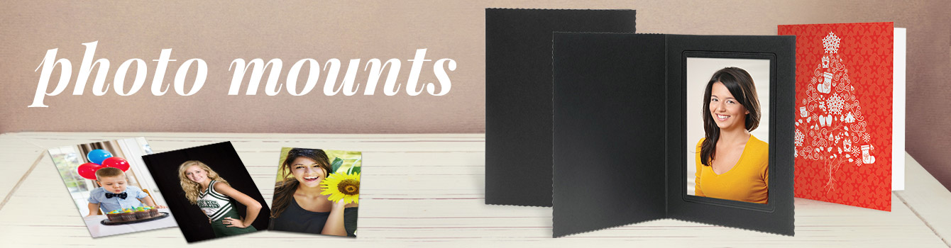 Photo Folders/Photo Mounts