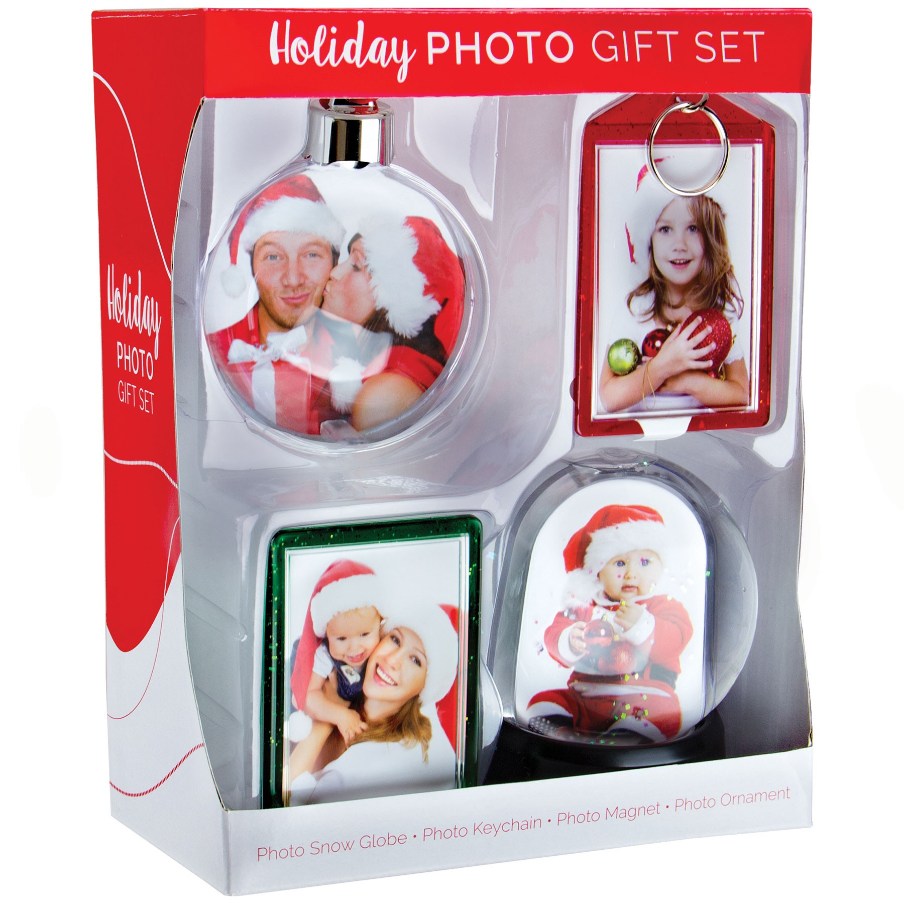 Wholesale Christmas Holiday Photo Gift Set for professional photographers