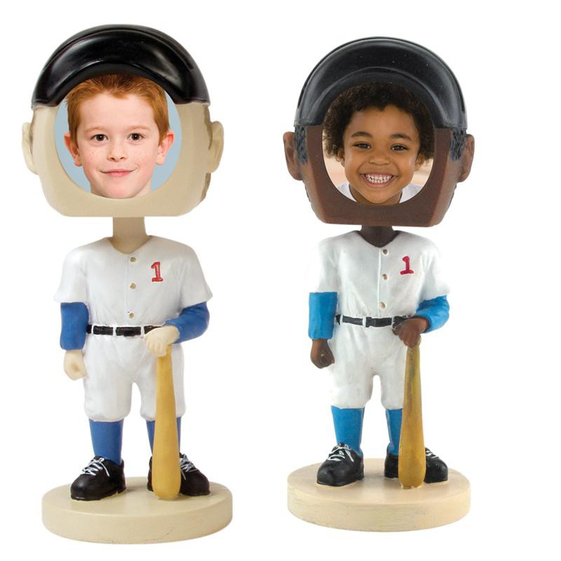 Baseball Photo Bobble Heads