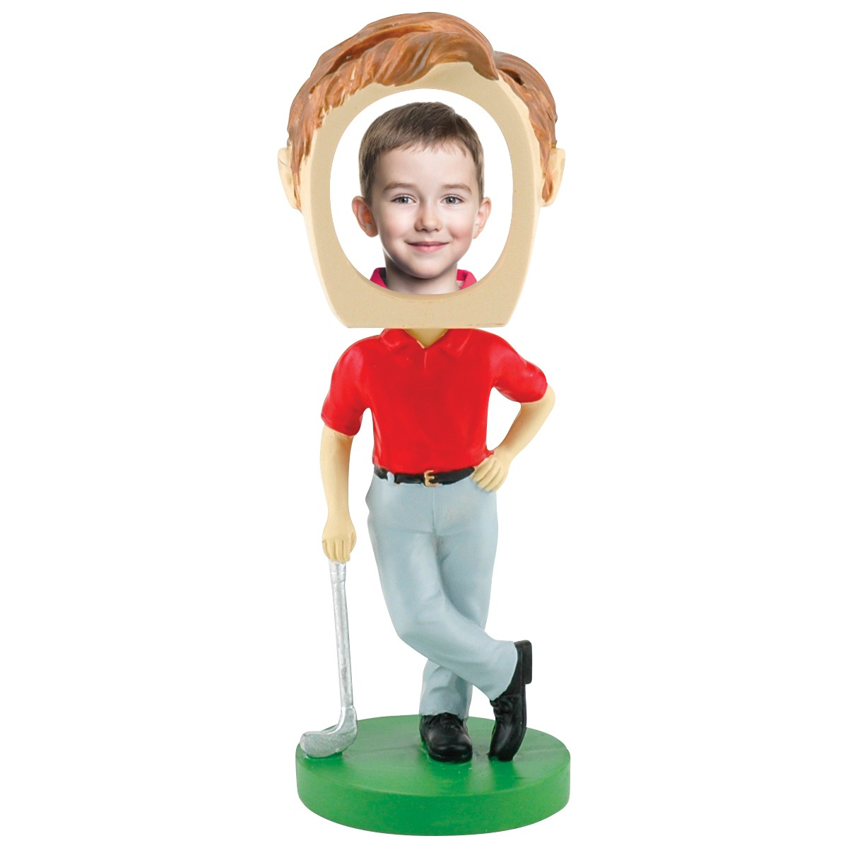 Wholesale Golf Photo Bobble Head