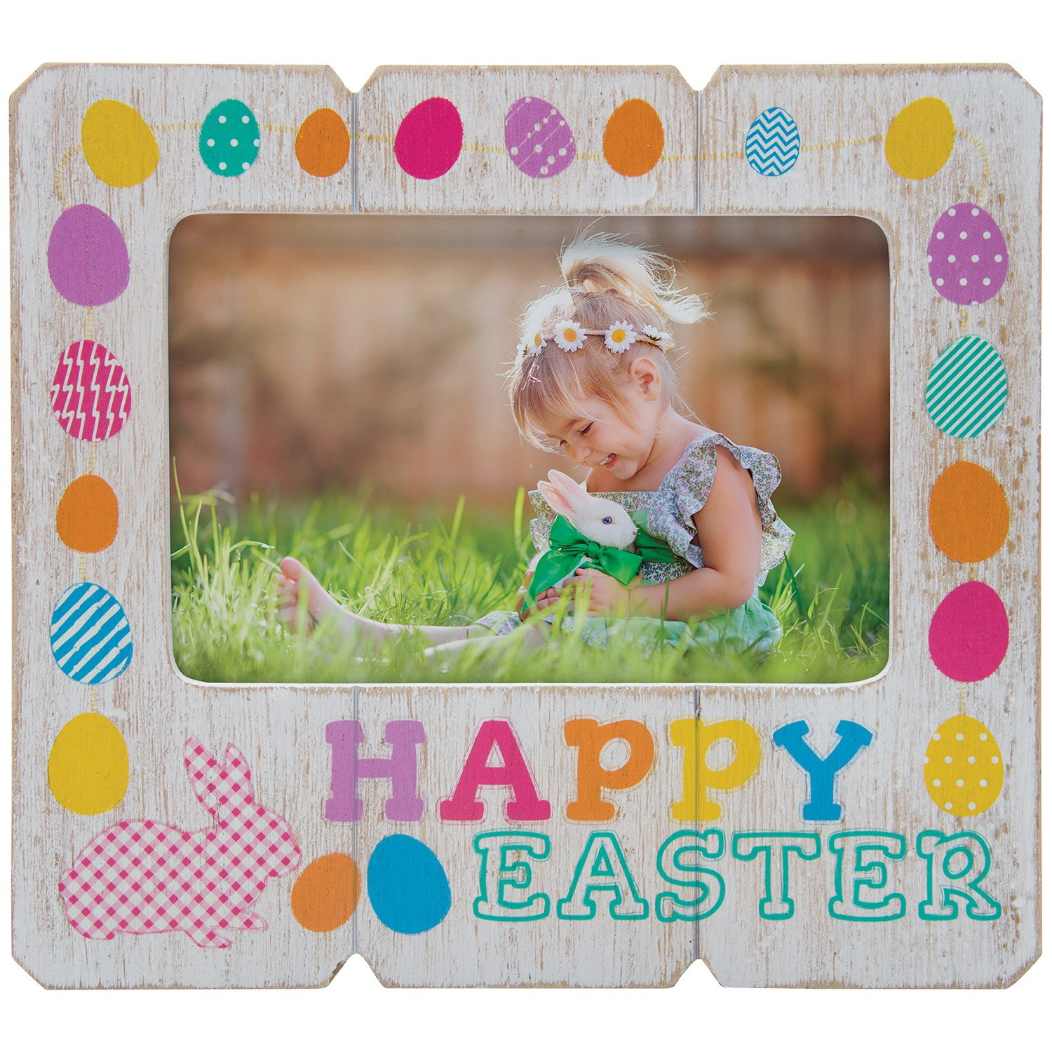 Wholesale Easter Egg Wood Picture Frames