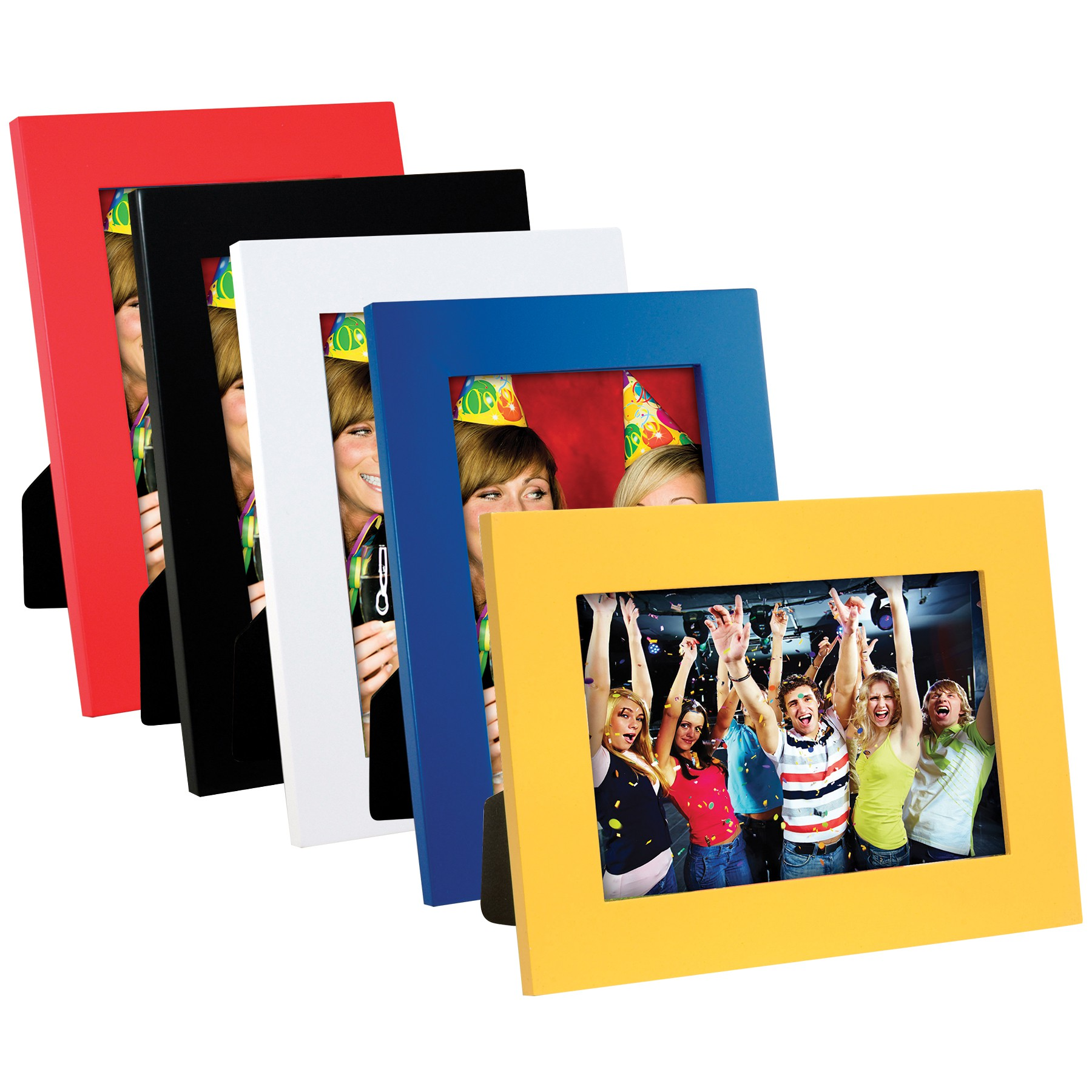 Wholesale Color MDF 4x6 Picture Frames
