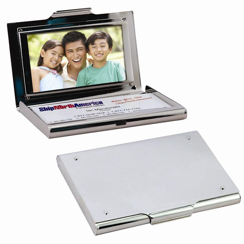 Photo Business Card Holder
