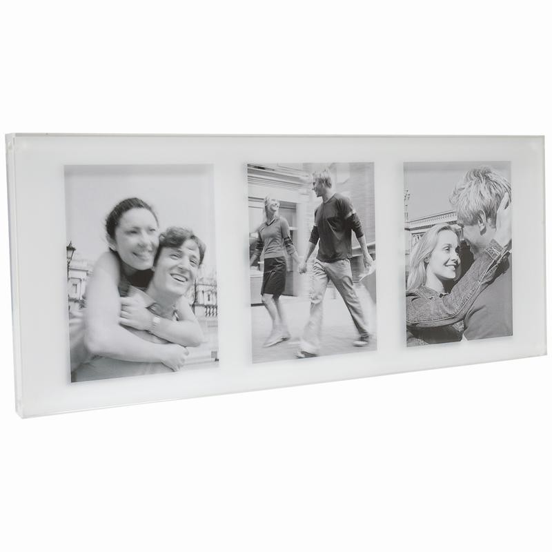 Clear Horizontal Picture Frame