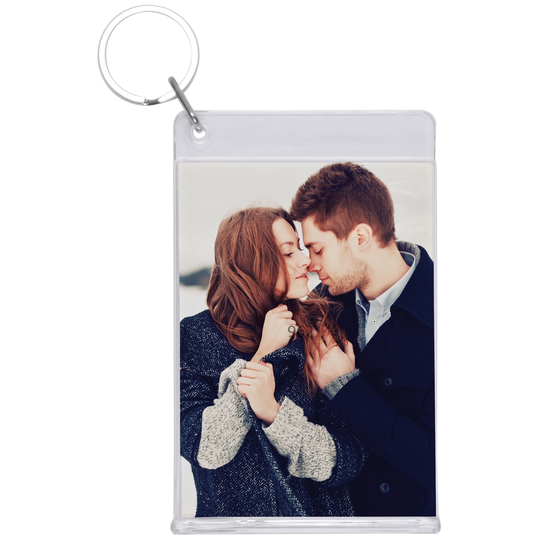 Standard Slip-in Photo Keychains