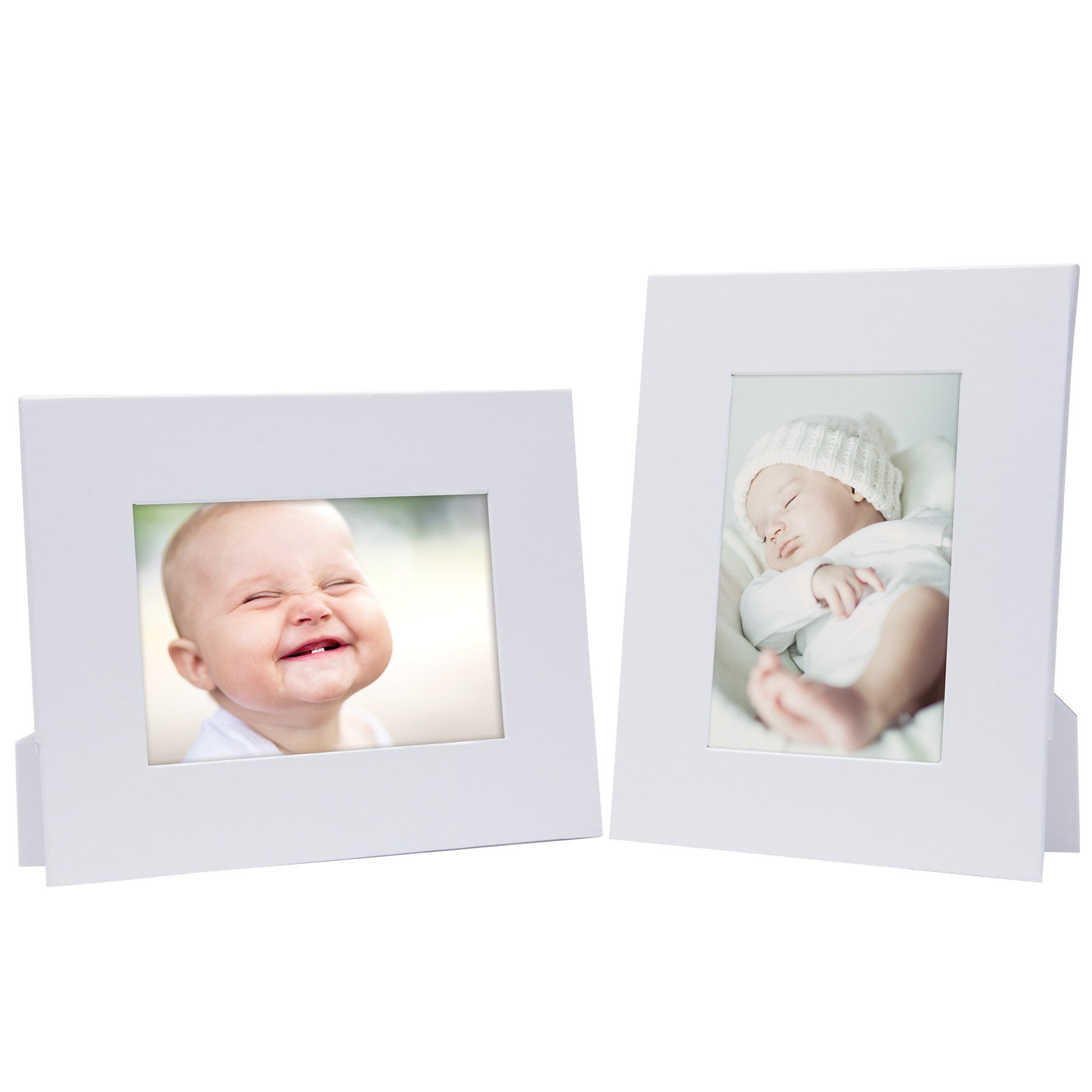 White Paper Picture Frame
