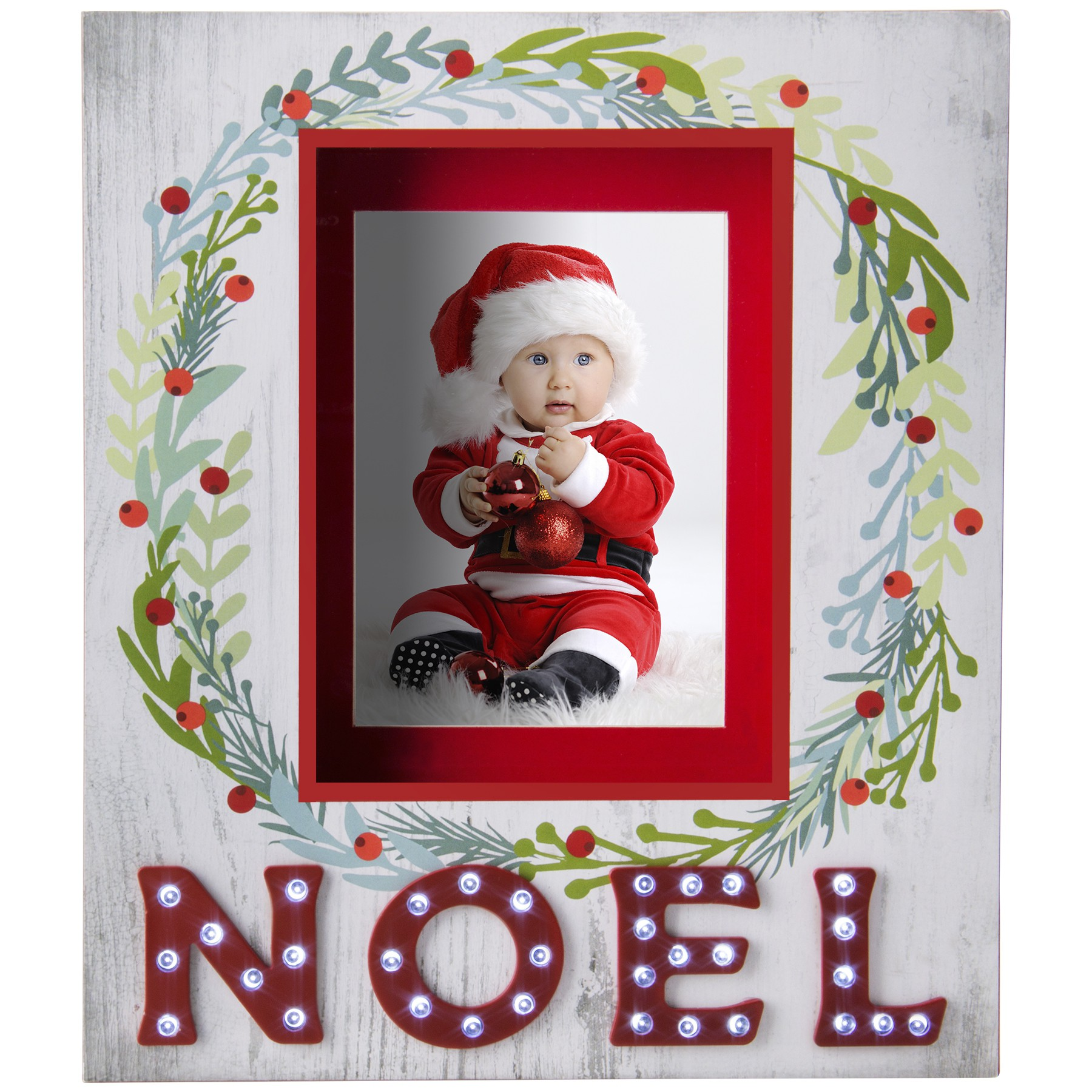 wholesale Christmas Noel Picture Frame Santa Claus professional photographers