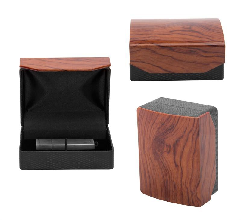 Faux Wood Flash Drive Box