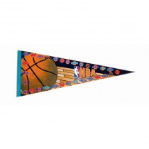 Pro Basketball Photo Pennant