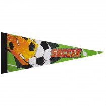wholesale soccer memory mate photo pennant