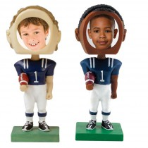 Football Photo Bobble Heads