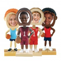 Basketball Photo Bobble Heads