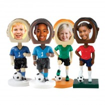 Soccer Photo Bobble Heads