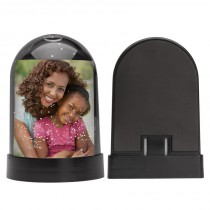 wholesale magnetic picture photo snow globe bulk