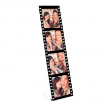 Photo Film Strip Easel Picture Frame