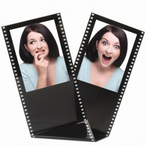 Double Film Strip Picture Frame