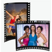 Curved Film Strip Picture Frames
