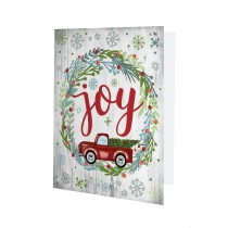 wholesale christmas joy photo mount folders for professional photographers