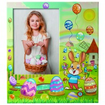 Easter bunny fiber optic picture frame wholesale