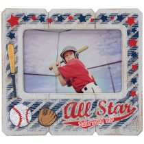 Wholesale Baseball Wood Picture Frames