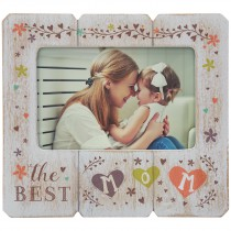 Wholesale Mom wood picture frame