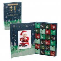 Wholesale photo advent calendar countdown to Christmas for santa special event photographers