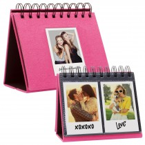 Instax Mini Desktop Photo Album - Pink