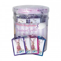 wholesale Easter photo keychain display bucket retail professional photographer