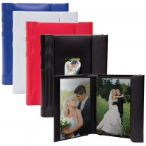 Overlapping Cover Slip-In Photo Albums