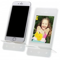 Cell Phone Stand Holder Picture Frame