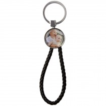 wholesale rope photo keychain