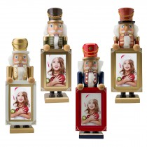 wholesale wood photo nutcracker picture frames for professional photographers