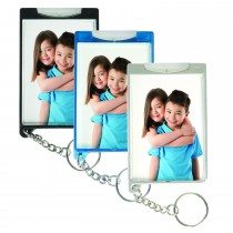 Flashlight Photo Keychains