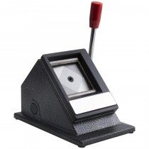 Tabletop passport photo die cutter