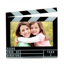 Clapboard Photo Magnet