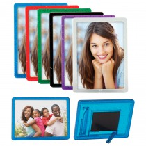Translucent Magnetic Photo Frame with Easel