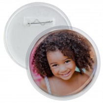 wholesale plastic snapins button round