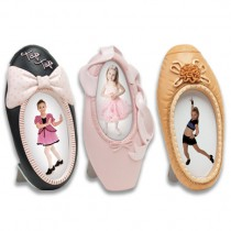 Dance Shoe Picture Frames
