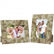 Camouflage Picture Frames