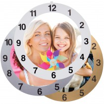 Number Rings for Plastic Wall Clock
