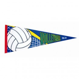 Volleyball Photo Pennant