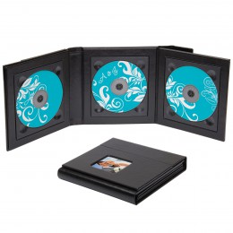 Supreme Quad CD/DVD Folio